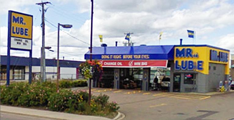 Mr Lube Store